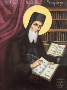 Hl.Nikodemos vom Berg Athos
