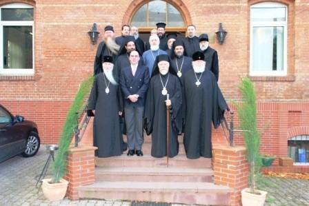Herbstsitzung der Orthodoxen Bischofskonferenz in Deutschland