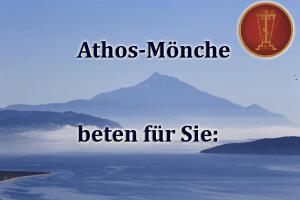 Athos-Mönche