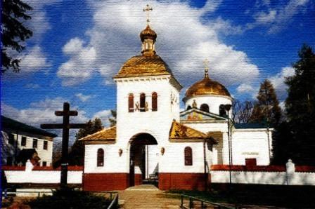Kloster in Polen
